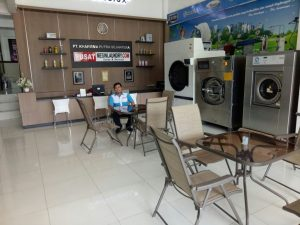 mesin cuci cepat kering
