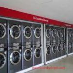 mesin laundry Coin LG