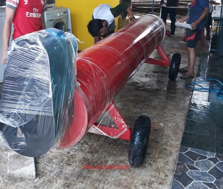 mesin cuci karpet masjid