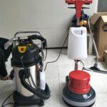 mesin cuci karpet